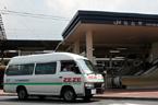 送迎バス&JR石山駅